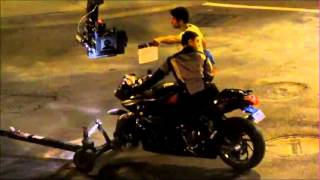 Dhoom 3 Aamir shooting 2013