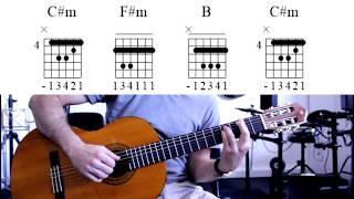 Pour oublier -  Kendji Girac (tuto guitare)