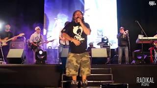 Radikal People en vivo - Esfuerzate - concierto Barak