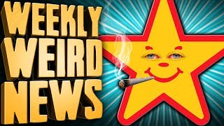 Carl's Jr Brings 4/20 Into the Mainstream - Weekly Weird News