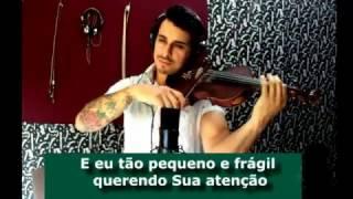 Ninguém Explica Deus by Douglas Mendes (Violin Cover)