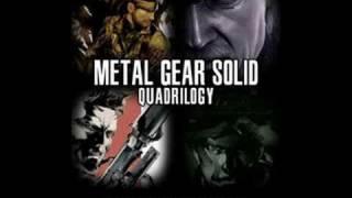 "Metal Gear Solid Quadrilogy music: ""Twilight Sniping"""