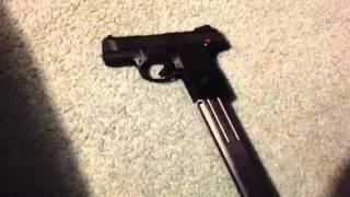 Ruger SR9 30 round mag