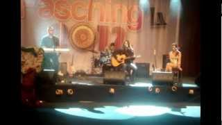 42 Band & Ina Yordanova - Жива рана (FaschingЪ 2012)