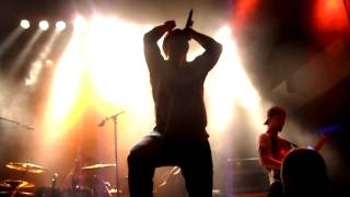 Breakdown Of Sanity - New Song (Live Progression Tour 2013 Herford X)