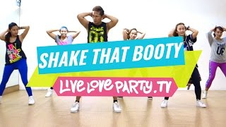 (Oh Mama) Shake That Booty | Zumba® | Dance Fitness | Live Love Party
