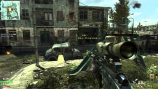 Mw3: pUNG Quickscoping and testing intro