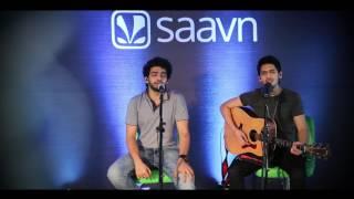 Naina - Live@Saavn with Amaal and Armaan Malik
