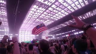Armin van Buuren - Blah Blah Blah (Tommorowland 2018 Freedom Stage)