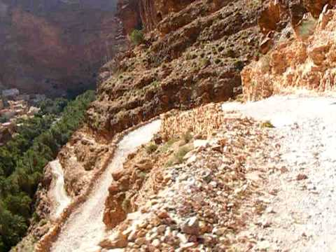 Morocco Mountain Road – Igmir 3