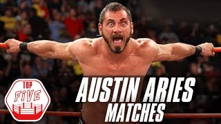 Top 5 combates de Austin Aries en TNA
