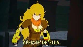 "RWBY: Adam vs Blake full ""fight"" (Yang needs a hand)"