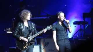 The Killers Brandon Flowers Ring of Fire Johnny Cash Nashville May 12, 2013
