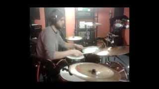 The Glitch Mob - Warrior Concerto Drum cover
