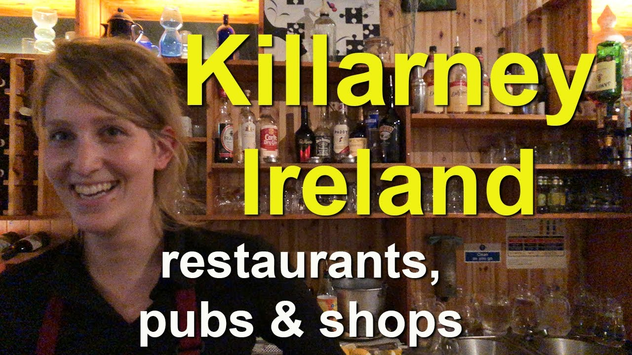Take a Trip around Killarney, Ireland