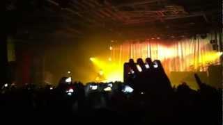 Rise Against - Hero Of War Live Stockholm 2012