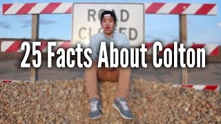 25 Facts About Colton