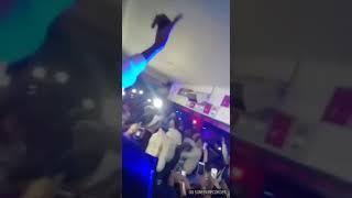 En la discoteca de Big soto