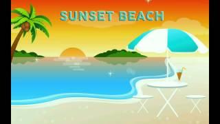 Nusky - Sunset Beach (Son Officiel)