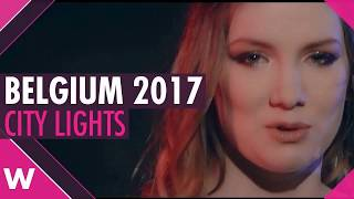 Blanche City Lights Eurovision 2017 Belgium  Cover by Albert