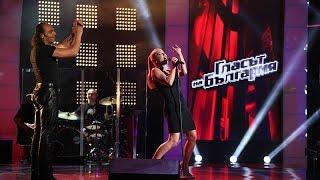 Мощен Rock'n'Roll от Десислава - Гласът на България