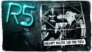 R5   Heart Made Up On You( Audio)