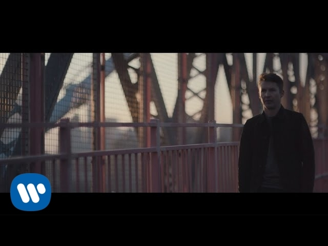Video oficial de Bartender de JAmes Blunt