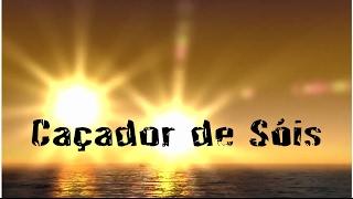 CAÇADOR DE SÓIS - cover
