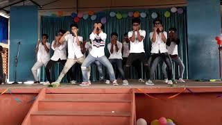 Abusada school dance
