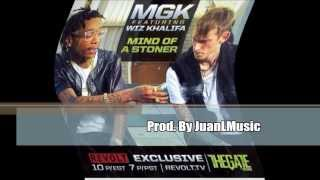 *Hit* Wiz Khalifa Ft. MGK - Mind of A Stoner [Remix] Prod. by JuanLMusic *High Quality*