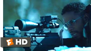 The Girl in the Spider's Web (2018) - X-Ray Sniper Scene (9/10) | Movieclips