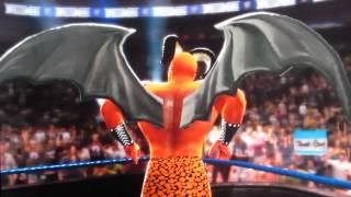 Lord Satan vs Lord Jesus WWE 2k14 width=
