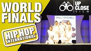 (UC) Sorority - New Zealand (Varsity Division) @ HHI's 2015 World Finals