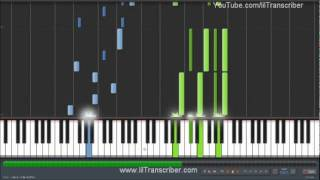 Gym Class Heroes - Stereo Hearts (Piano Cover) by LittleTranscriber