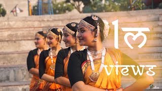 Shape of you ft. Swalla Classical Dance (By Nrutyam Dance Academy)