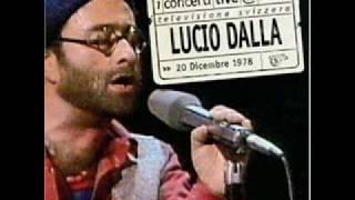 Anna E Marco (Live) - Lucio Dalla