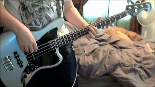 U2 - Mysterious Ways (Achtung Baby) Bass Cover
