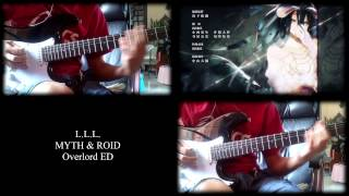 Overlord ED - L.L.L. (Guitar Cover)