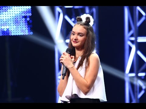 Hozier - Take Me To Church. Olga Verbițchi la X Factor!