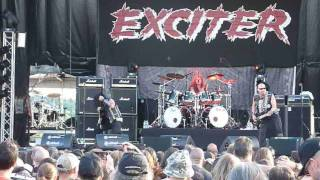 EXCITER Stand Up and Fight [Live 2016 Fall of Summer]