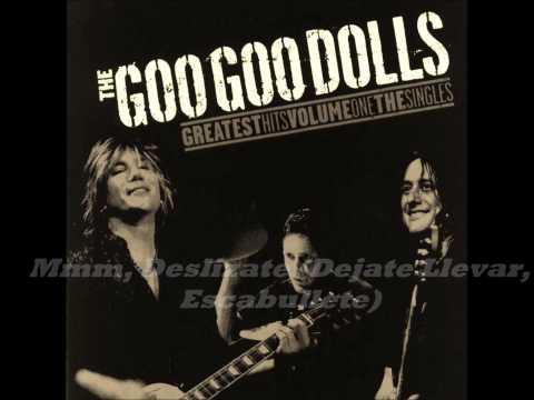 Slide En Espanol de Goo Goo Dolls Letra y Video