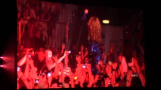 """Beyoncé """"Love On Top/Survivor/Check On It/Say My Name"""" live at Arena Zagreb"""