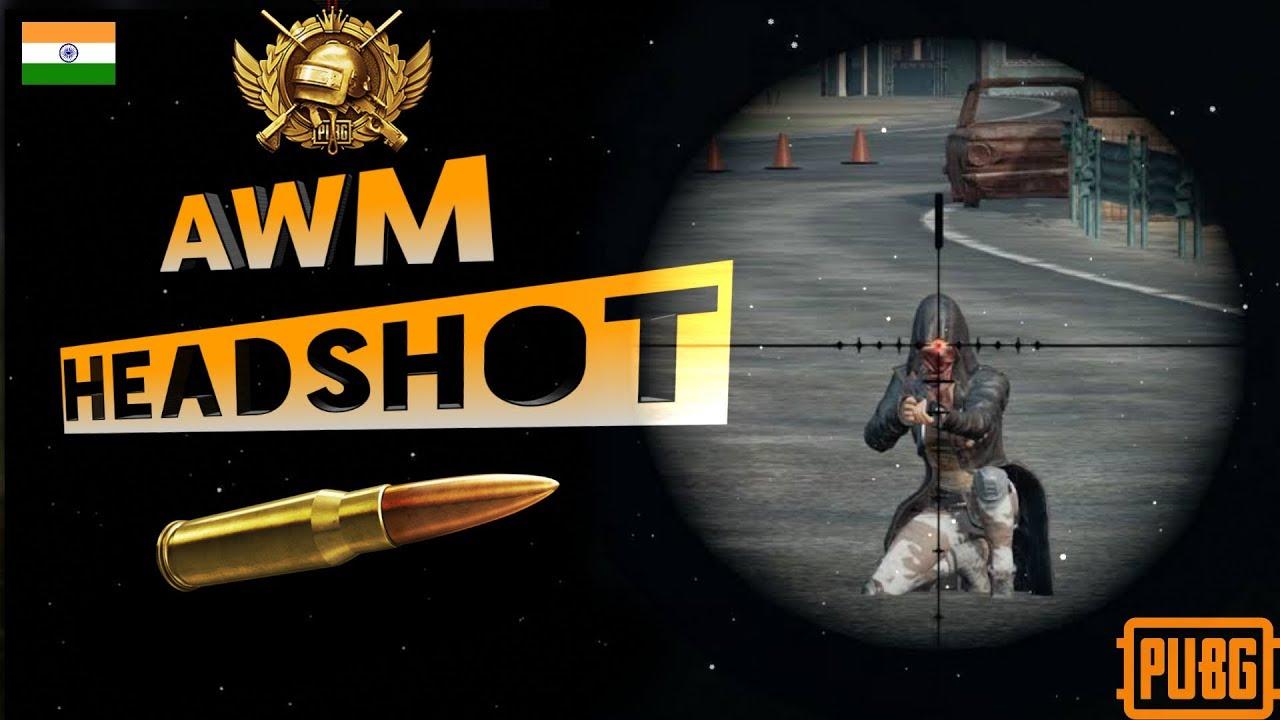 Download Thumbnail For Awm Headshot Pubg Mobile Best
