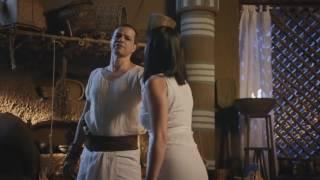 Os Dez Mandamentos - Apuki agride Judith