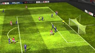 FIFA 14 Android - SL Benfica VS Sporting CP