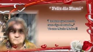 Madrecita felicidades en este dia De Oscar Perez y la Formula nueva