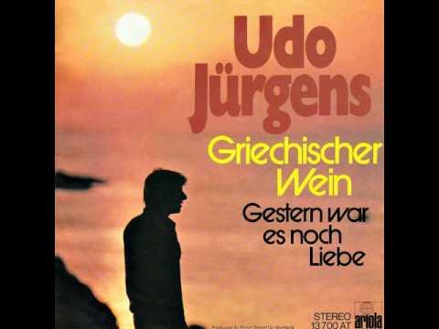 Griechischer Wein de Udo Jurgens Letra y Video
