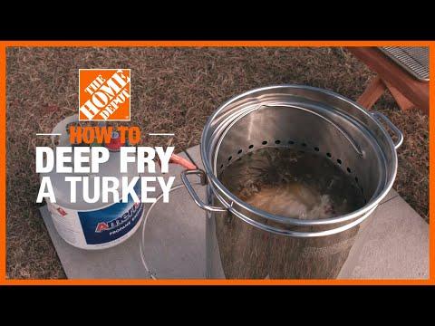 How to Deep Fry a Turkey
