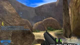 Halo 2 (PC): Multiplayer - Beaver Creek | Shotgun Slayer Gameplay