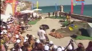 SIC ao VIVO 20/ 08/ 2009 - Mickael Carreira